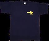 T-Shirt 'Jakobspfeil klein'