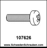 Schraube wie # 107626 - 2 Stück