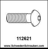 Schraube wie # 112621 - 1 Stück