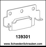 Montageplatte wie # 139301 - 1 Stück