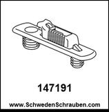 Verbinder wie # 147191 - 1 Stück