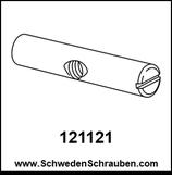 Quermutter wie 121121 - 2 Stück