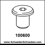 Schraubhülse wie # 100600 - 1 Stück