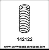 Schraube wie # 142122 - 2 Stück