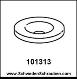 Unterlegscheibe wie # 101313 - 1 Stück