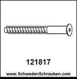 Schraube wie # 121817 - 1 Stück