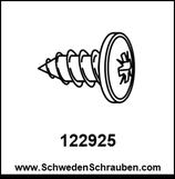 Schraube wie # 122925 - 2 Stück