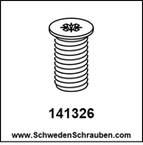 Schraube wie # 141326 - 1 Stück