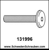 Schraube wie # 131996 - 1 Stück