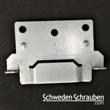 Montageplatte wie # 116791 - 1 Stück