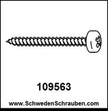 Schraube wie # 109563 - 4 Stück