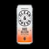 Hard Seltzer White Peach & Mango