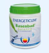 ENERGETICUM Basenbad balance