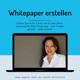 Teilnahme am Marketing Zoom: Whitepaper erstellen