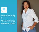 Teilnahme am Marketing Zoom: Positionierung und Alleinstellungsmerkmal (USP)