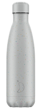 Chilly's Bottle speckle grey 500ml