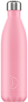 Chilly's Bottle pastel pink 750ml