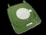 Bio-Filterdeckel für 240 Liter Biotonnen (in grün)