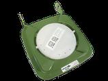 Bio-Filterdeckel, Madendeckel für 60-80 Liter Biotonnen (in grün)