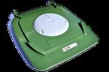 GASTRO Wechseldeckel für Speisereste Bio Filterdeckel für alle gängigen 240l MGB  für Gaststätten, Pensionen, Hotels, Kindergärten, Schulküchen, Seniorenheime, Rehakliniken, Großküchen,   .....