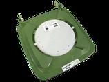 GASTRO Wechseldeckel für Speisereste Bio Filterdeckel für alle gängigen 120l MGB  für Gaststätten, Pensionen, Hotels, Kindergärten, Schulküchen, Seniorenheime, Rehakliniken, Großküchen,   .....