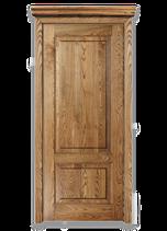 Дверь межкомнатная массив дуба