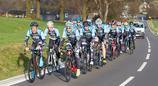 Begleite den Ultracyclist oder die Gruppe während zwei Ausfahrten am Wochenende