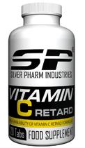 Vitamin C retard Silver Pharm 120 Kapseln