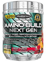 Amino Build Next Gen Muscletech 278g Fruit Punch