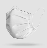 Maske WHITE