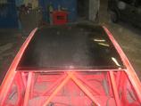 Dachhaut BMW E46 GFK, Ceiling fiberglass