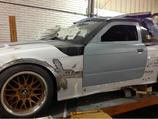 2 Türen BMW E36 Coupe und Limosine aus GFK inkl Rahmen