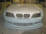 Front Bumper GTR BMW E46
