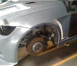 2 Front Fenders BMW E92