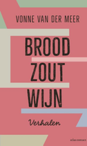 Brood, zout, wijn - isbn 9789025450700