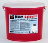 KEIM Soldalit® - Universelle, silikatische Fassadenfarbe auf Bindemittelbasis Sol-Silikat
