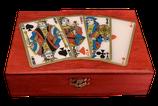 Boîte 2 Jeux de Cartes