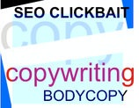 Copywriting SEO website en webshop BODY-TEKST