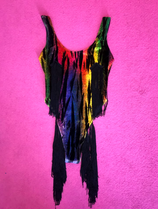 Multi-Coloured bodysuit