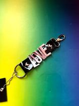 'LOVE'  keychain