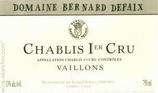 Bernard Defaix 1er Cru Vaillons 2017