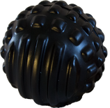 BALLE DE MASSAGE avec picots / MASSAGEBALL mit Noppen