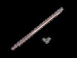 Zierleiste Motorhaube 36cm (inkl. Klammern)