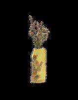 """Papiervase """"Sonnenblumen - Van Gogh """" klein"""