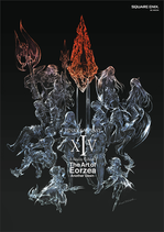 FINAL FANTASY XIV: The Art of Eorzea Artbook