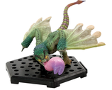 Monster Hunter World Figure Builder Vol.9 Pukei Pukei Figur