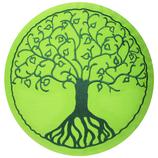 Baum des Lebens apfelgrün / grün