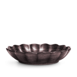 Mateus Ceramics // Große Oyster Schale (31cm) - Pflaume