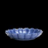 Mateus Ceramics // Mittlere Oyster Schale - Blau