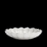 Mateus Ceramics // Mittlere Oyster Schale (24cm) - Weiß